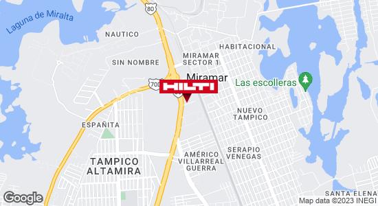 Obtener indicaciones para Ocurre Paqex Tampico