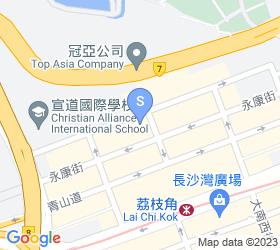 Google Map of Store Friendly Self Storage Group Ltd