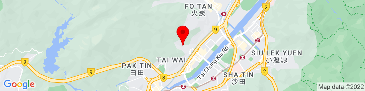 Google Map of 22.386308333333332, 114.18575833333334