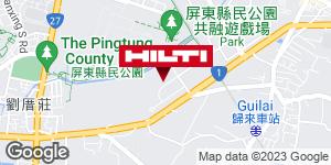 Get directions to 竹運屏工營業所