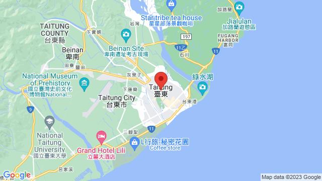 台湾、台東市