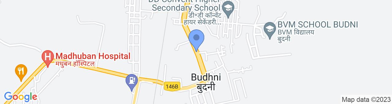 Khem Lal Atrey,Budhni,India