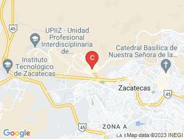 Galerias Zacatecas