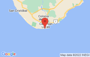 Map of Cabo San Lucas