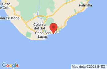Map of San Jose del Cabo