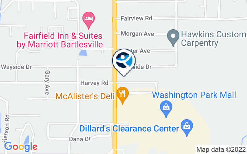 Youth & Family Services - Bartlesville Location and Directions