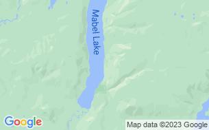 Map of Shuswap Falls RV Resort