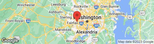 Map of 2202 HARITHY DRIVE DUNN LORING, VA 22027