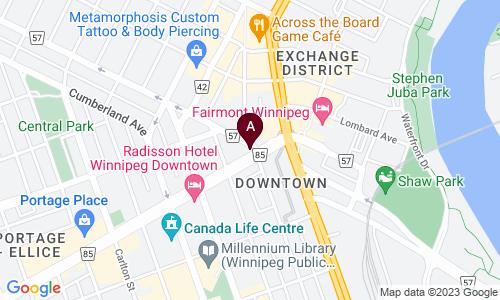 map of Drake International