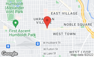 Map of 2210 West Chicago Avenue 4W CHICAGO, IL 60622