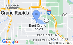 Directions to East Grand Rapids Performing Arts Center