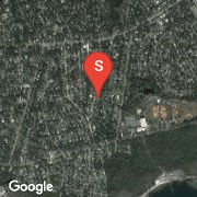 Satellite Map of 222 FLORIDA AVE , GULF BREEZE, FL 32561