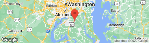 Map of 2224 PINEFIELD ROAD WALDORF, MD 20601