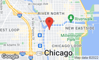 Map of 223 West Lake Street PH-N CHICAGO, IL 60606