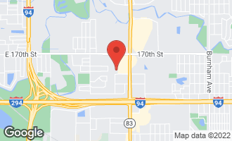 Map of 2230 East 172nd Street Lansing, IL 60438