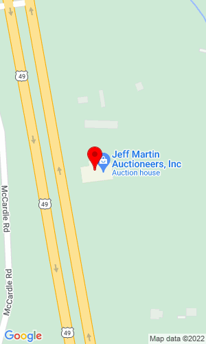 Google Map of 2236 Hwy 49 +Brooklyn+MS+34925