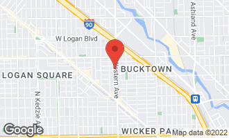 Map of 2236 North Western Avenue CHICAGO, IL 60647
