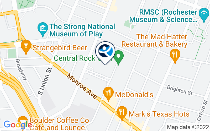 Rochester Regional Health - Adult Mental Health Center Location and Directions