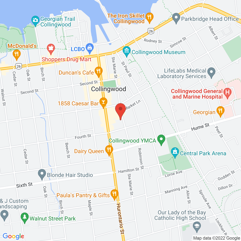 224 Ste Marie St., Collingwood, ON Canada L9Y 3K4