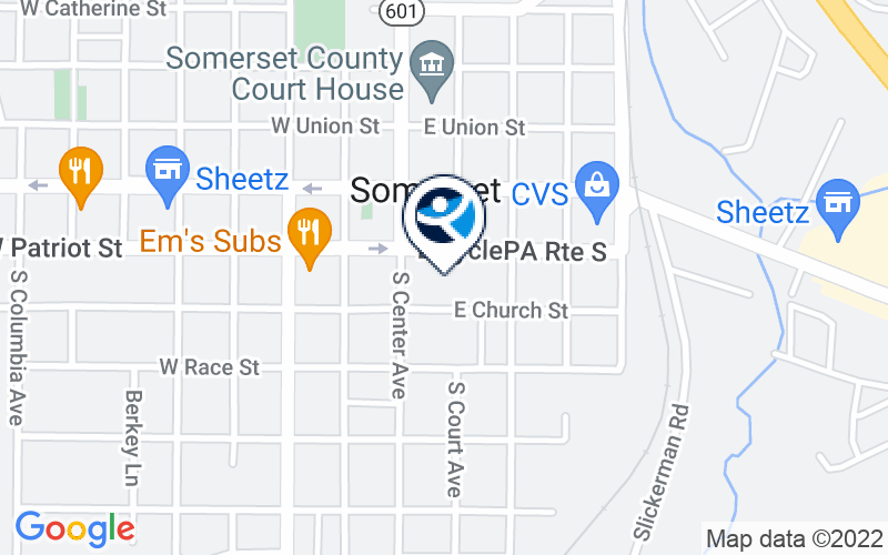 Somerset Hospital Location and Directions
