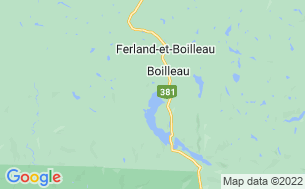 Map of Camping Camp D'accueil