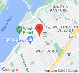 Google Map of 225+Richmond+Road%2COttawa%2COntario+K1Z+6W7