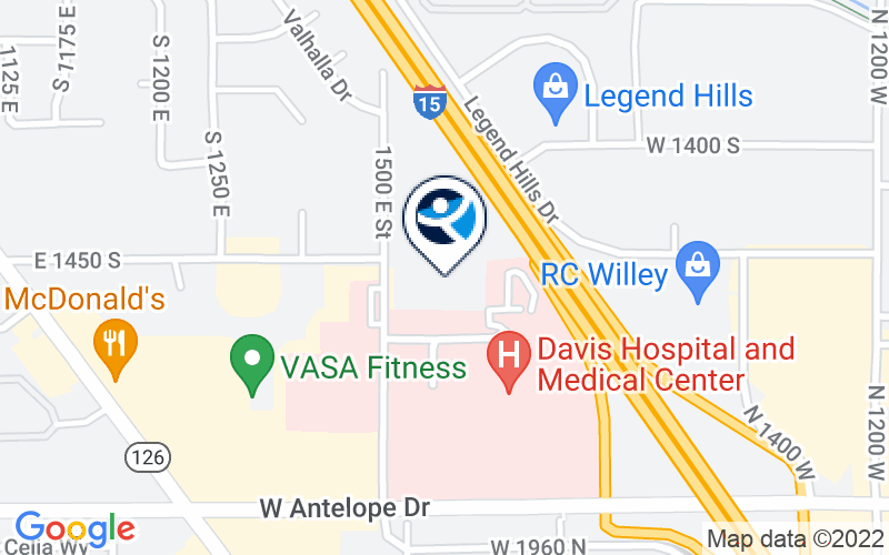 Davis Behavioral Health Womens Recovery Center Location and Directions