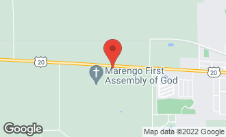 Map of 22519 West Grant Highway 519-521 MARENGO, IL 60152
