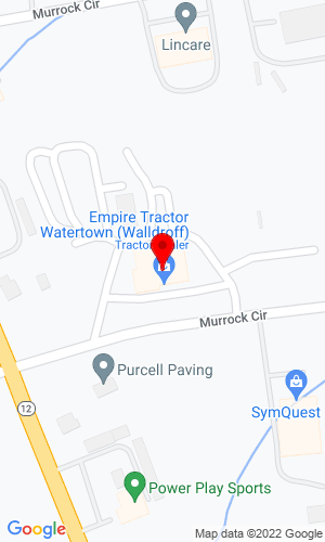 Google Map of Walldroff Farm Equipment 22537 Murrock Circle, Watertown, NY, 13601