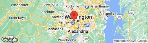 Map of 2259 WAKEFIELD STREET N ARLINGTON, VA 22207