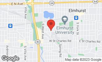 Map of 226 South Berkley Avenue ELMHURST, IL 60126
