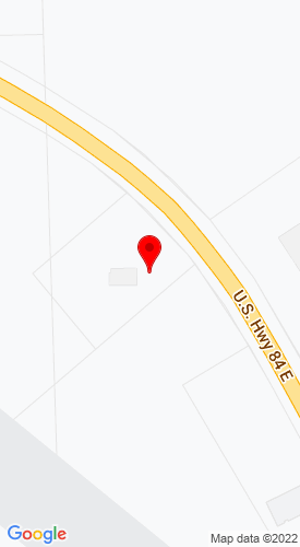 Google Map of Massey Tractor Co. Inc. 22654 Hwy 84 East, Grove Hill, AL,