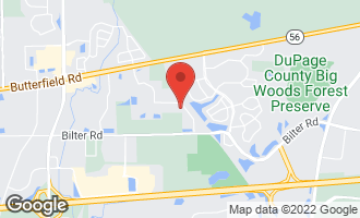 Map of 2266 Red Maple Lane AURORA, IL 60502