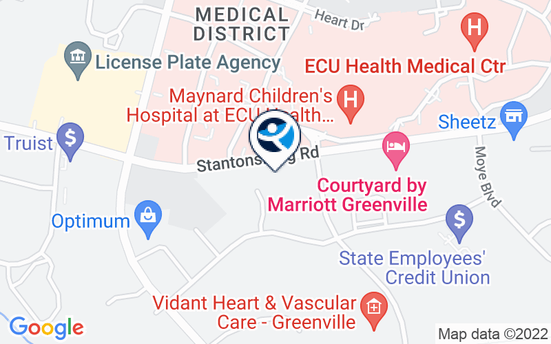 Integrated Family Services - Greenville Outpatient Location and Directions