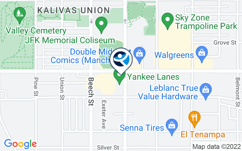 Manchester Metro Treatment Center Location and Directions