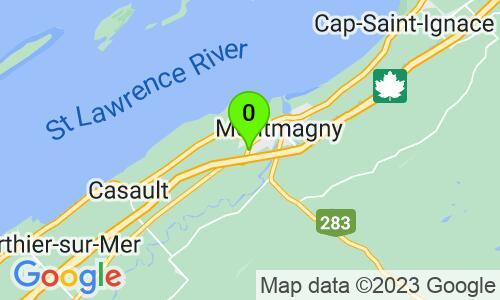 Carte du 228, chemin des Poiriers, Montmagny, G5V 3X8, Québec