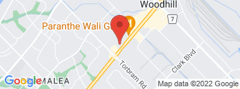 Google Map of 2280+QUEEN+STREET+EAST%2CBrampton%2COntario+L6S+5X9