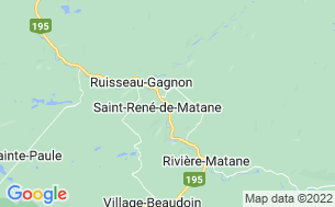 Map of Le Royaume Du Campeur