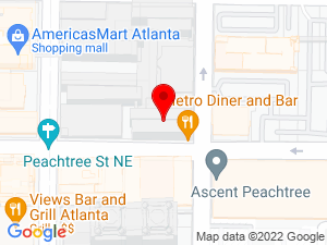 Google Map of Atlanta Neighborhood Development Partnership, Inc.