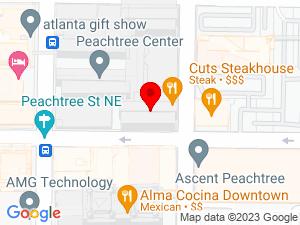 Google Map of Atlanta Neighborhood Development Partnership, Inc.