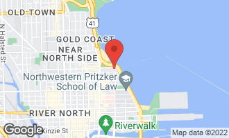 Map of 229 East Lake Shore Drive 10E CHICAGO, IL 60611