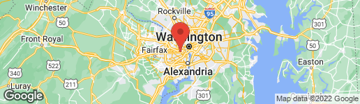 Map of 229 THOMAS STREET N G1-J ARLINGTON, VA 22203