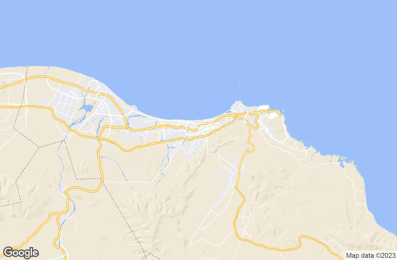 Google Map of مسقط