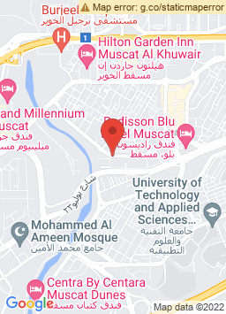 Google Map of Safeer International Hotel