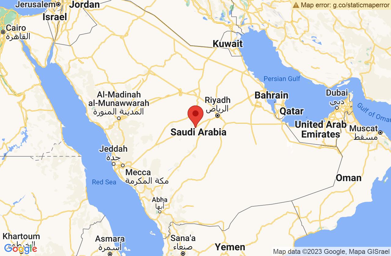 Google Map of Dammam