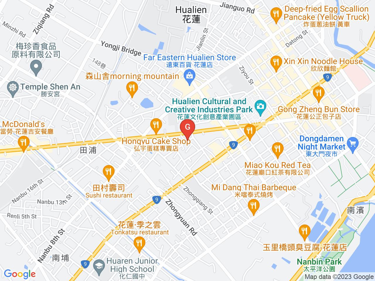 Coach Map 教練地圖