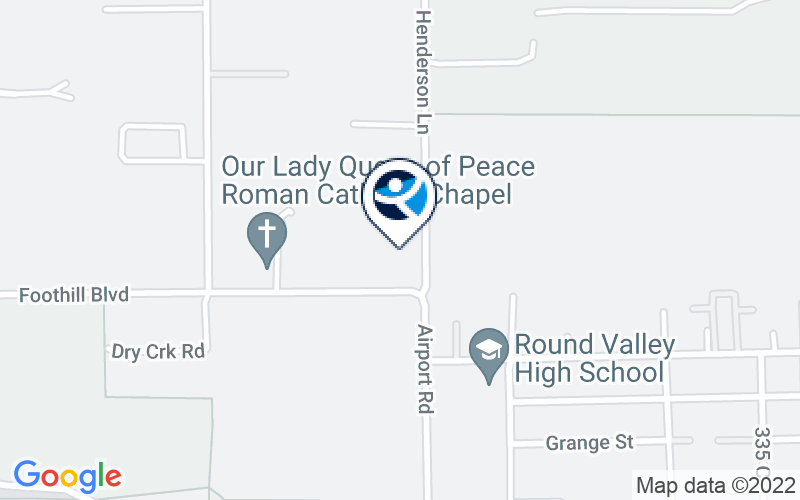 Round Valley Indian Health Center - Yuki Trails Human Services Program Location and Directions