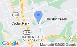 Directions to Brushy Creek Sports Park (Cedar Park)