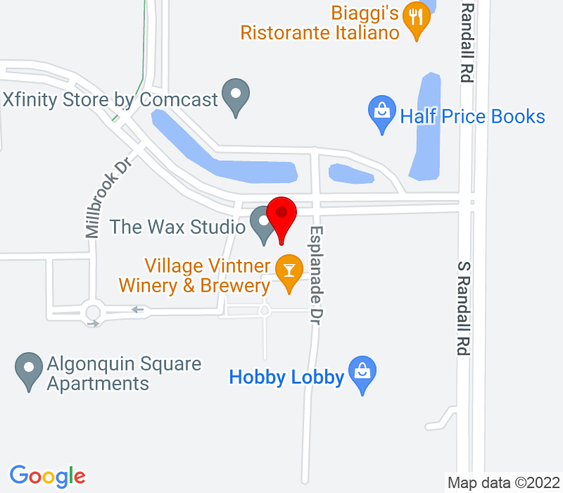 Click to view Google maps office address 2312 Esplanade Drive, Algonquin, IL 60102