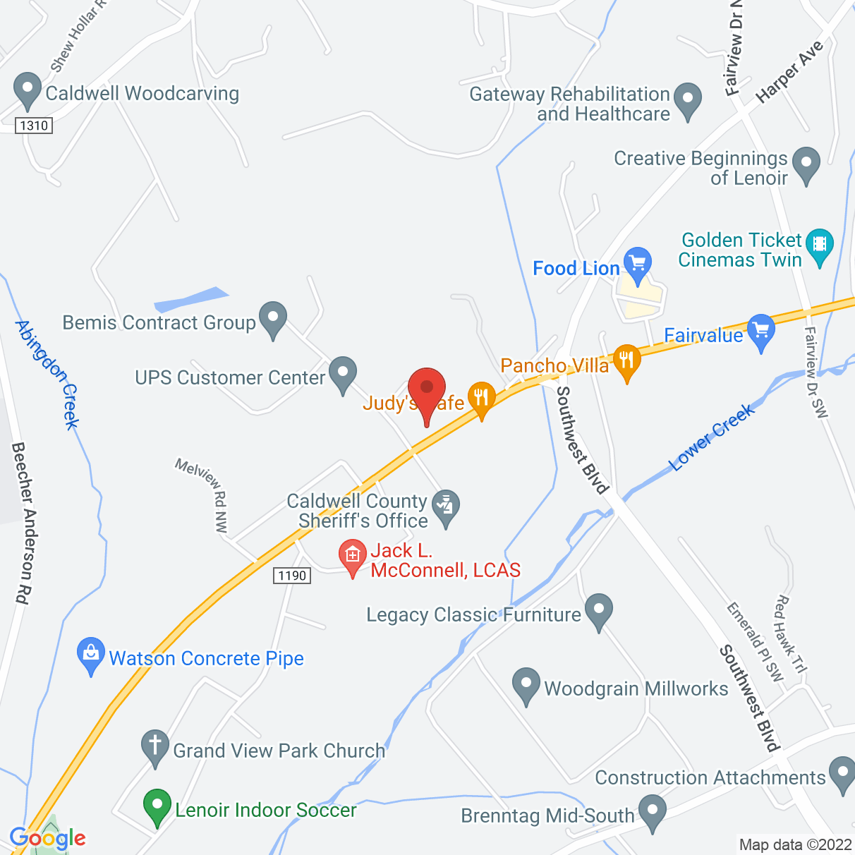2318 Morganton Blvd NW, Lenoir, NC United States 28645